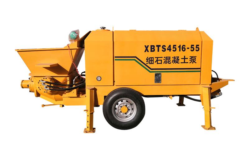 XBTS4516-55细石混凝土泵