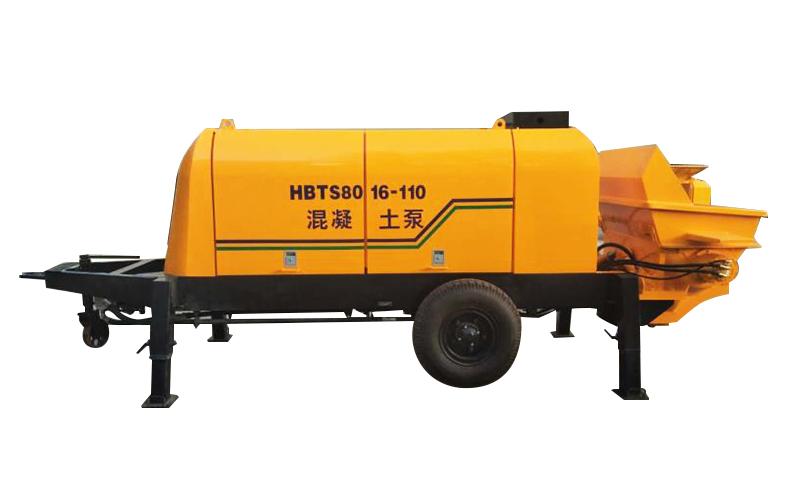 HBTS8016-110混凝土泵
