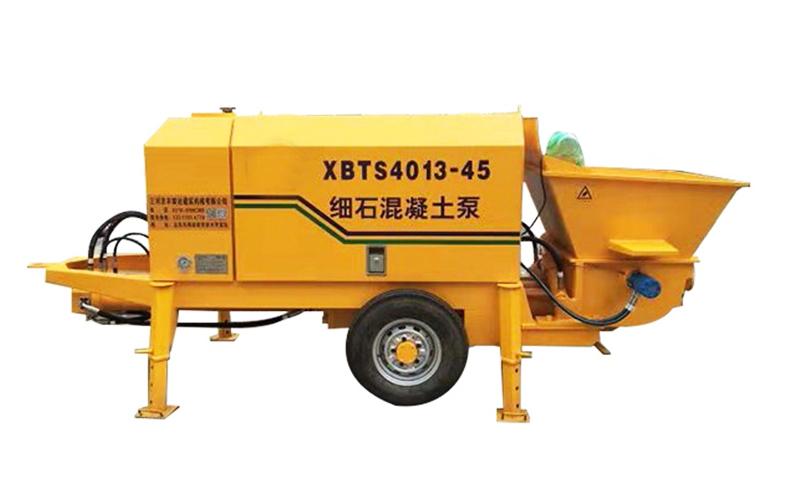 XBTS4013-45细石混凝土泵