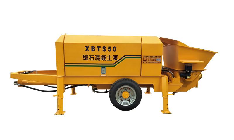 XBTS50细石混凝土泵